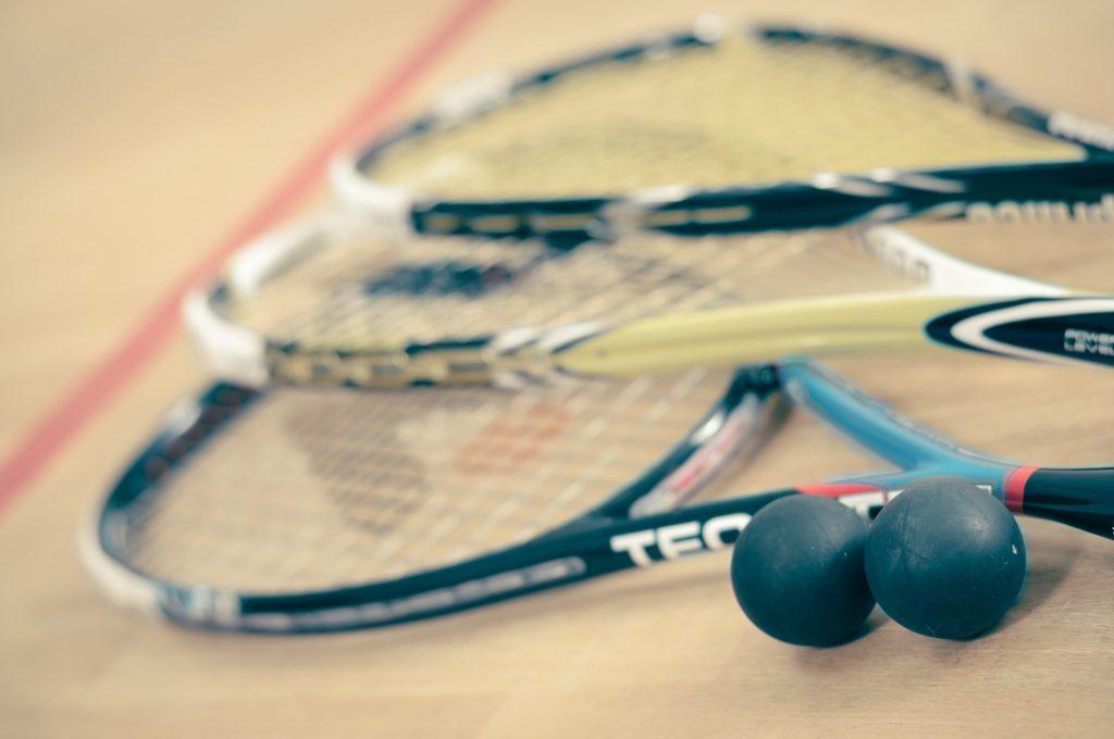 Verschillen tussen squash en Padel