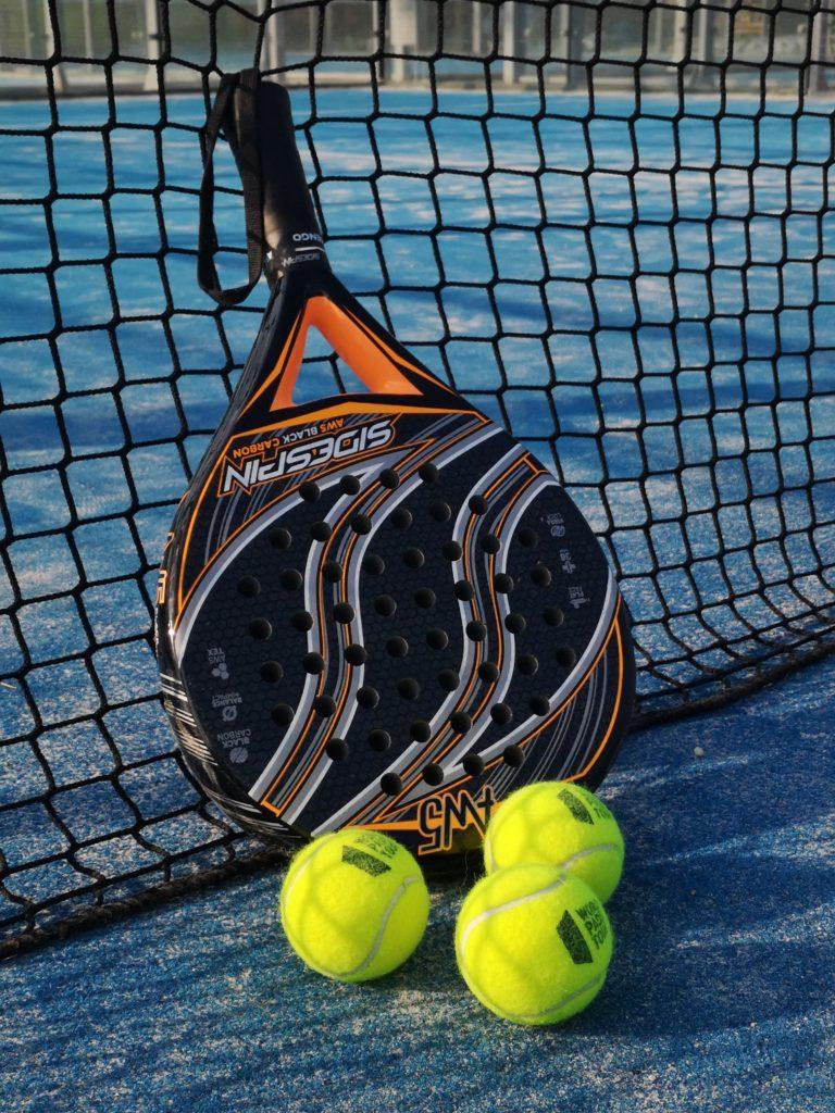 Een goed padel racket